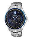 オシアナス 【正規品】 CASIO 【カシオ】 OCEANUS 【オシアナス】 OCW-S3400G-1AJF ブラックマーブル 【腕時計】