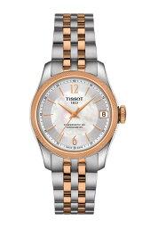 ティソ ティソ TISSOT T108.208.22.117.01 T-クラシック バラード パワーマティック80 COSC レディ 正規品 腕時計