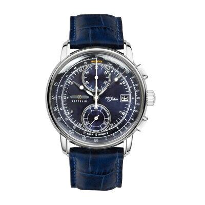 正規品 ZEPPELIN ツェッペリン 8670-3 100周年記念モデル 腕時計