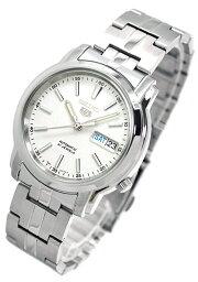 セイコーファイブ 腕時計(メンズ) [セイコーインポート] SEIKO 5 SNKL75K1 セイコー ファイブ メタルベルト 自動巻き