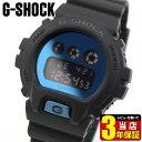 カシオ G-SHOCK 腕時計(メンズ) CASIO カシオ G-SHOCK Gショック ジーショック SPECIAL COLOR DW-6900MMA-2 メンズ 腕時計 ウレタン 多機能 クオーツ デジタル 黒 ブラック 青 ブルー 誕生日プレゼント 男性 ギフト 海外モデル