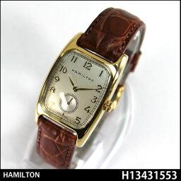 ハミルトン ボルトン 腕時計(レディース) ★送料無料 HAMILTON ハミルトン BOULTON ボルトン H13431553 海外モデル ユニセックス メンズ レディース 腕時計 時計 誕生日 ギフト