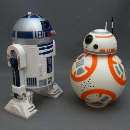 ロボット タカラトミーアーツ スター・ウォーズ ドロイドトーク R2-D2&BB-8 ペアセット 4904790527142 スカイウォーカーの夜明け公開記念特別セット