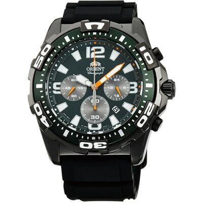 オリエント STW05003F0 海外モデル 日本製 クオーツ 腕時計 メンズ