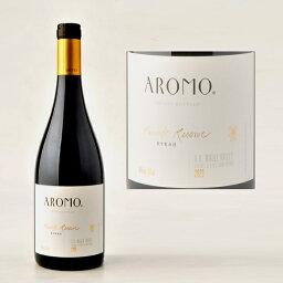 チリワイン 【チリワイン】【当店人気のAROMO】【赤ワイン】【しっかりとした味わい】アロモ シラー プライベート リザーブ〜 AROMO PRIVATE RESERVE SYRAH〜 pp20ck