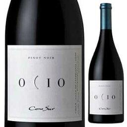 チリワイン 【6本〜送料無料】コノスル ピノ ノワール オシオ 2014 750ml [赤]Cono Sur Pinot Noir Ocio