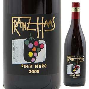 【6本〜送料無料】アルト アディジェ ピノ ネロ 2016 フランツ ハース 750ml [赤]Alto Adige Pinot Nero Franz Haas