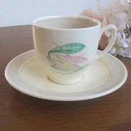 スージークーパー アンティーク食器スージークーパー カップ&ソーサー コーヒーカップ・デミタス