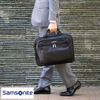 Samsonite サムソナイト 多機能ビジネスバッグ XENON3 Two-Gusset Toploader cp257 89433-1041 cp257 男性用 メンズ ブリーフケース バリスティックナイロン B4 パソコン 15.6インチ 鞄 かばん バッグ 【あす楽対応】 【送料無料】
