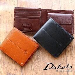 ダコタ 財布(メンズ) ダコタ Dakota 財布 ブラックレーベル BLACK LABEL マッテオ バッファロー 二つ折り財布 625600 サイフ メンズ 正規品 ギフト プレゼント