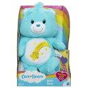 ケアベア 【まもなく再入荷 1705】Care Bear Wish Bear 26〜27cm ぬいぐるみDVD付 ☆ケアベア ウィッシュベア
