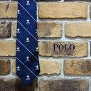 ラルフローレン ネクタイ Polo Ralph Lauren USOpen オフィシャルタイ ポロラルフローレン