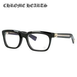 クロムハーツ クロムハーツ メガネフレーム おしゃれ老眼鏡 PC眼鏡 スマホめがね 伊達メガネ リーディンググラス 眼精疲労 Chrome Hearts 眼鏡 レギュラーフィット CHROME HEARTS SEE YOU IN TEA BK-GP 53 スクエア メンズ レディース