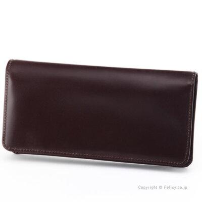 グレンロイヤル 長財布 GLENROYAL 03-2475 HAVANA 小銭入れなし レザー財布