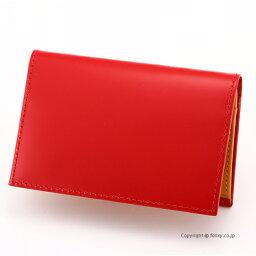 エッティンガー エッティンガー ETTINGER カードケース 名刺入れ BH143JR RED