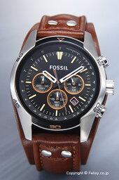 コーチ 腕時計(メンズ) フォッシル 腕時計 メンズ FOSSIL コーチマン CH2891