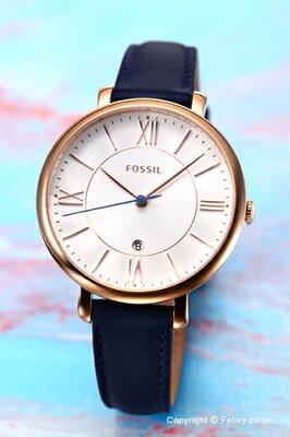 フォッシル 時計 FOSSIL 腕時計 JACQUELINE ES3843 【あす楽】