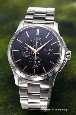 グッチ 時計 メンズ GUCCI 腕時計 G-Timeless Chronograph YA126272