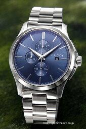 グッチ 腕時計(メンズ) グッチ 時計 メンズ GUCCI 腕時計 G-Timeless Chronograph YA126273