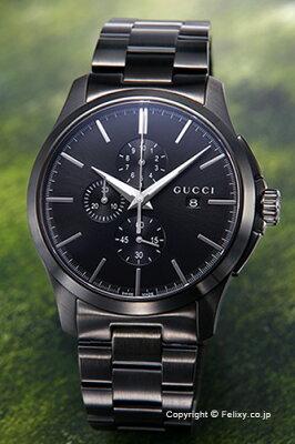 グッチ 時計 メンズ GUCCI 腕時計 G-Timeless Chronograph YA126274