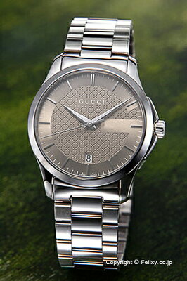 グッチ 時計 メンズ GUCCI 腕時計 G-Timeless YA126445
