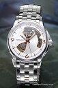 ビューマチック 腕時計(メンズ) ハミルトン 腕時計 メンズ HAMILTON Jazzmaster Viewmatic Openheart Auto (ジャズマスター ビューマチック・オープンハート) シルバー×ピンクゴールド H32565155