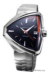 ベンチュラ 腕時計(メンズ) ハミルトン HAMILTON 腕時計 ベンチュラ エルヴィス80 クォーツ H24551131