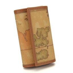 プリマクラッセ プリマクラッセ (PRIMA CLASSE) 6連キーケース W250 6000 ベージュ系【 地図柄 】【レディース】
