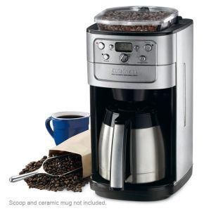 Cuisinart クイジナート コーヒーメーカー ミル付 全自動 タイマー付き DGB-900PCJ2 12カップ 12杯 オートマチック グラインダー付 クイジナート コーヒーメーカー12カップ