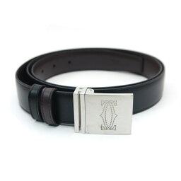 カルティエ ベルト(メンズ) カルティエ/Cartier メンズリバーシブルベルト・L5000516【新品】【即発送可能】