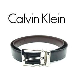 カルバンクライン ベルト(メンズ) カルバン・クライン/Calvin Klein メンズリバーシブルベルト B 【即発送可能】