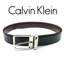 カルバンクライン ベルト(メンズ) カルバン・クライン/Calvin Klein メンズリバーシブルベルトC【即発送可能】
