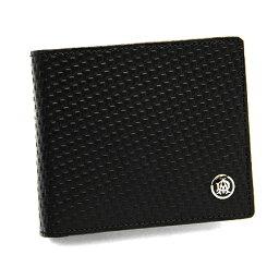 ダンヒル 二つ折り財布(メンズ) ダンヒル/dunhill 二つ折り小銭入れ付財布・マイクロディーエイト L2V332A