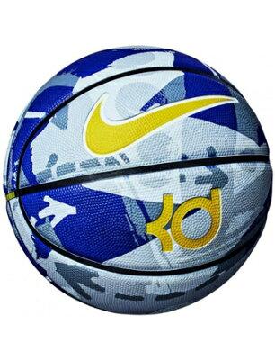 バスケットボール 7号球 ナイキ Nike KD Playground 8P R.Blue ストリート