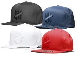 アンディフィーテッド UNDEFEATED 5 STRIKE DELTA CAP(531252)【アンディフィーテッド ファイブストライク デルタ キャップ】【メンズファッション】【メンズファッション キャップ】【帽子】