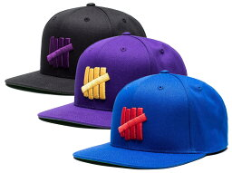 アンディフィーテッド UNDEFEATED 5 STRIKE CAP(531286)【アンディフィーテッド ファイブストライク キャップ】【メンズファッション】【帽子】