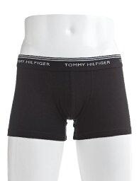 Tommy Hilfiger トミーヒルフィガー TOMMY HILFIGER パンツアンダーウェア ボクサーパンツ メンズ 1U87902157 ブラック 楽ギフ_包装 アウトレット G-SALE