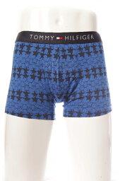 Tommy Hilfiger トミーヒルフィガー TOMMY HILFIGER パンツアンダーウェア ボクサーパンツ メンズ 1U87904457 ブルー 楽ギフ_包装