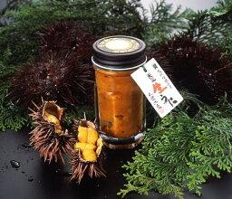 ムラサキウニ <熊本天草>特製甘塩生うに50g【ムラサキウニを天然塩で熟成】 瓶詰め ギフト のし対応