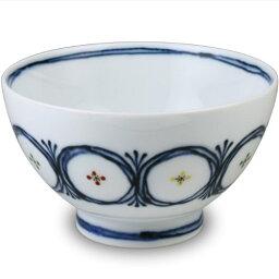 白山陶器 白山陶器 丸紋つなぎ 丼(φ15×8.5cm)