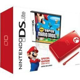 ニンテンドーDS 輸入品・北米【限定版】 Nintendo DS Super Mario Bundle (本体+マリオ)ニンテンドーDS スーパーマリオ
