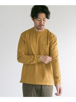 [Rakuten BRAND AVENUE]【SALE/40%OFF】ComfortRegularLONG-SLEEVE T-SHIRTS URBAN RESEARCH アーバンリサーチ カットソー【RBA_S】【RBA_E】