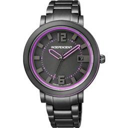 インディペンデント BC3-242-51 シチズン レディース腕時計 INDEPENDENT インディペンデント Neon Innovative パープル【smtb-k】【ky】