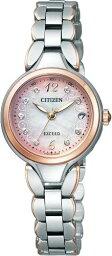 エクシード ES8044-61W シチズン 腕時計 エクシード レディース エコドライブ電波時計【smtb-k】【ky】