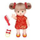 メルちゃん チャイナドレスメルちゃん メルちゃんお人形セット 512708パイロットインキ 着せ替え人形 めるちゃん 知育玩具 ままごと 女の子