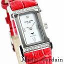 ミシェルジョルダン ミッシェル・ジョルダン スポーツ 腕時計 天然ダイヤモンド エレガンス レディースウォッチ MJ-1027P-8