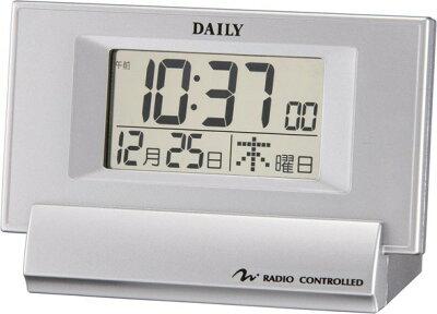 お一人様1個限り シチズン CITIZEN 電波時計 電波 時計 目覚まし時計 デジタルウォッチ デジタル時計 クロック 8RZ084DA19 ジャストウェーブ デジタル電波時計 目覚まし
