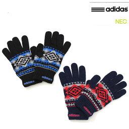 アディダス 手袋(メンズ) 日本製adidas(アディダス)秋冬カジュアルあったか手袋BCN60人気 ブランド
