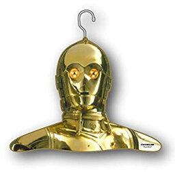 スターウォーズ ハンガー 木製コスプレハンガー コスミー! スターウォーズ C-3PO[送料無料(一部地域を除く)]【YDKG-kd】【smtb-KD】[面白]