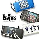 ヴェオル 財布 メンズ ビートルズ 長財布 レザー the beatles 革小物 HELP ABBEY ROAD Sgt. Pepper's lonely Hearts Club band A HARD DAYS NIGHT